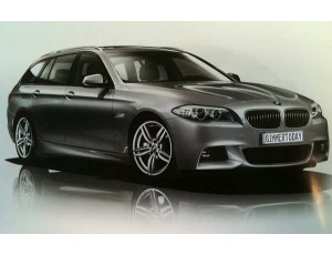 BMW F11 Touring (desde 09.2010)