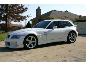 BMW Z3 Coupe (04.97 - 06.03)