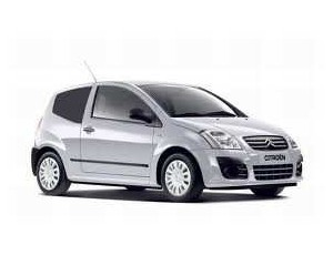 Citroen C2 enterprise (desde 04.2009)