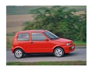 Fiat Cinquecento (07.91 - 07.99)