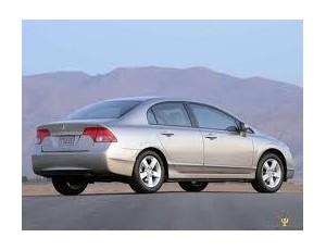 Honda Civic VIII Saloon (desde 09.2005)