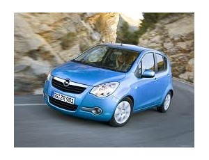 Opel Agila (desde 09.2007)