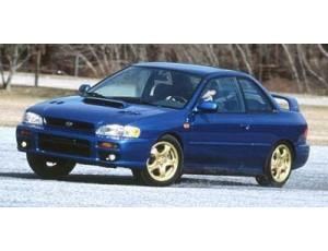 Subaru Impreza Coupe (11.95 - 12.00)