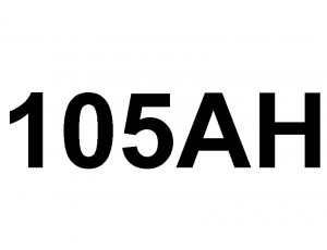 105AH