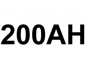 200AH