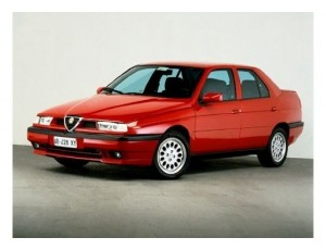 Alfa Romeo 155 (desde 1992)