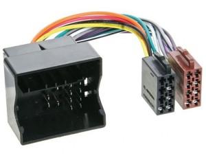 Conectores ISO rádio