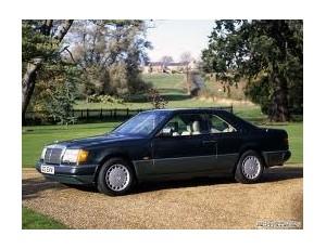 Coupe C124 (03.1987 - 06.1997)